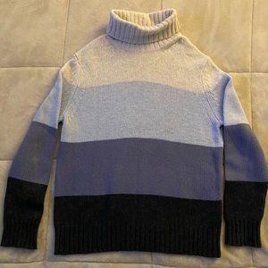 The Limited lambswool angora rabbit hair sweater